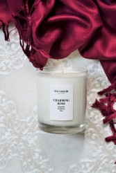CHARMING ROSE CANDLE